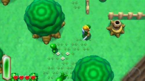 Zelda 3DS Link to the Past image