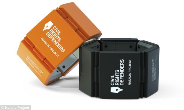 anti kidnap bracelet 1