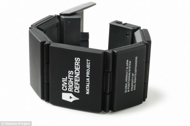 anti kidnap bracelet 2