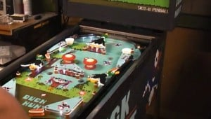 duck hunt pinball by skit-b pinball