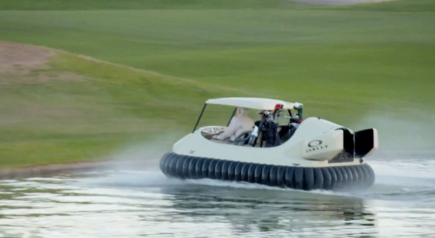 hovercraft-golfcart