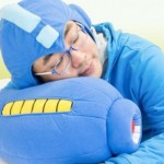 mega man mega buster pillow image 1