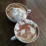 3D Art with Latte
