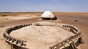 Abandoned Tatooine