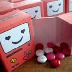 Printable BMO Valentines