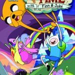 Adventure Time Comic Books