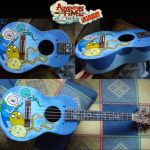 Adventure Time Ukulele