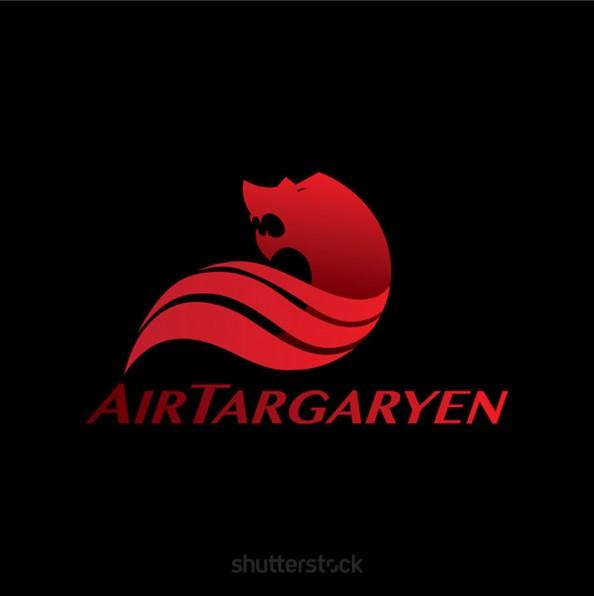 Air Targaryen Logo