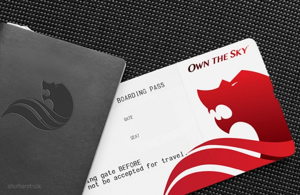 Air Targaryen Ticket