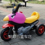 Angry Birds Children's Motorcycle 3