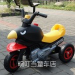 Angry Birds Children's Motorcycle 4