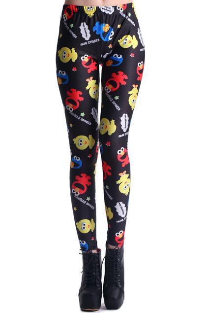 Baby Sesame Street Leggings