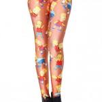 Bart Simpson Leggings