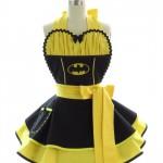 Batgirl Apron