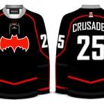 Batman Hockey Shirt