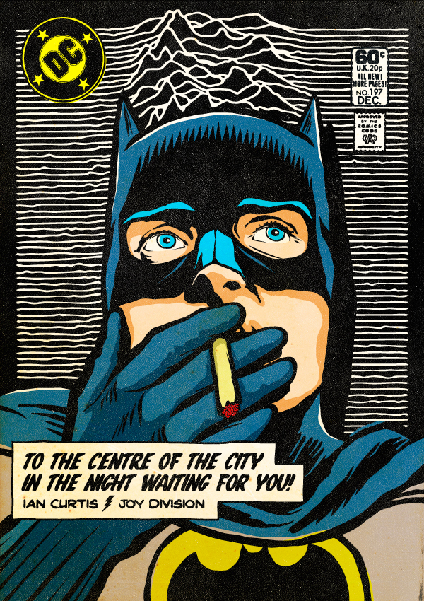 Batman Joy Division