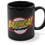 Bazinga! The Big Bang Theory Mug