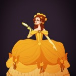 Belle – 1770's French Court Fashion