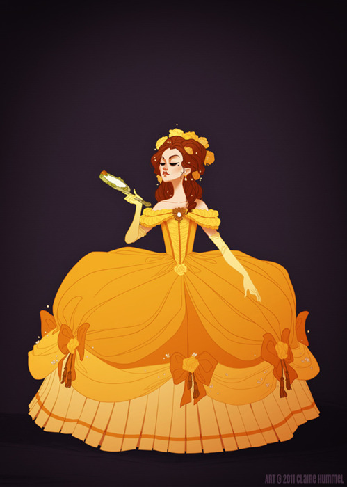 Belle - 1770's French Court Fashion