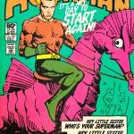 Billy Idol Aquaman