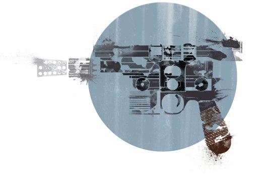 Blaster - Star Wars