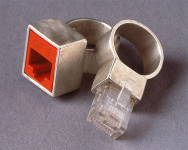 Cat5e Connector Rings