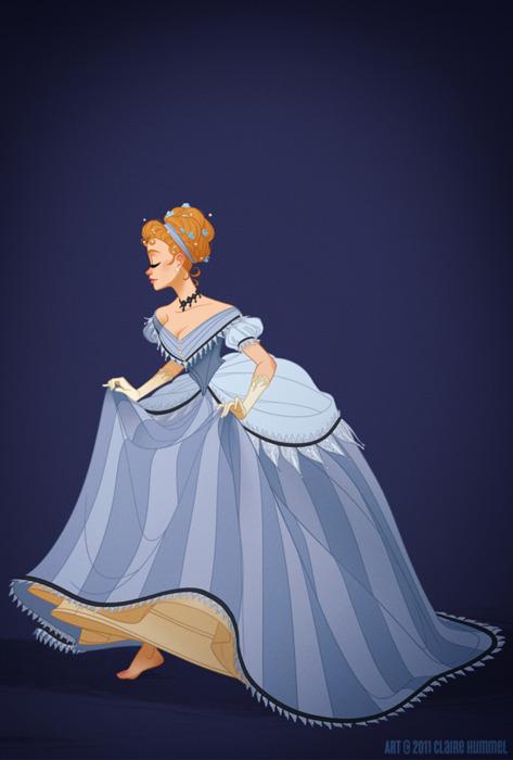 Cinderella - Mid-1860's