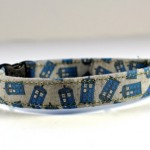 Doctor Who Pet Collars