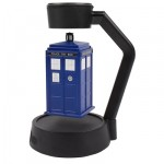 Doctor Who Spinning TARDIS