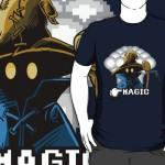 Final Fantasy Black Mage Shirt