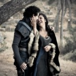 Game of Thrones Engagement Photo Shoot
