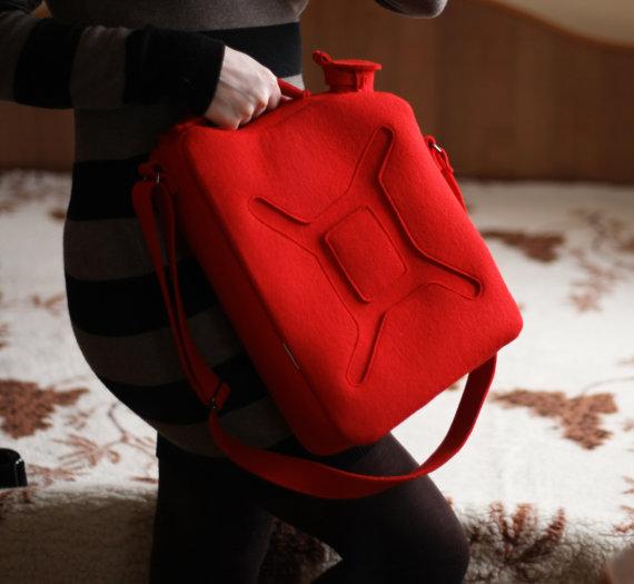 Gasoline Bag