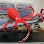 Giant Squid Attack