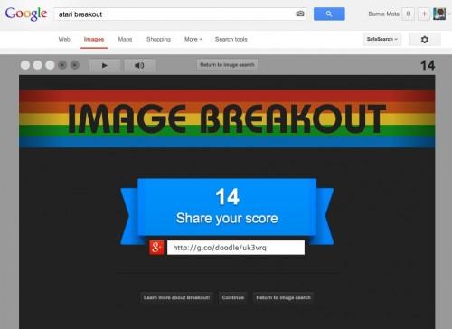 Google Image Breakout image