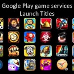 Google Play Game Launch Titles