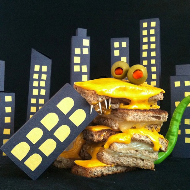 Grilled'zilla