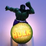 Hulk Night Light