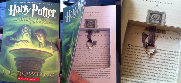 Inside a Harry Potter Book
