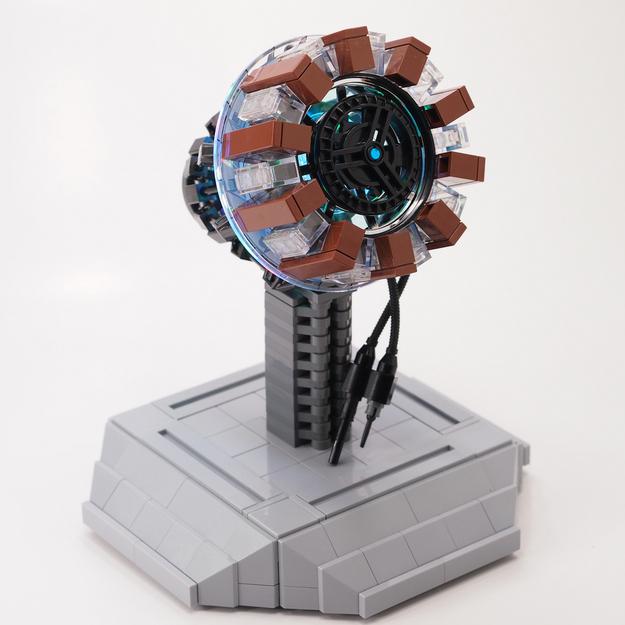 Iron Arc Reactor