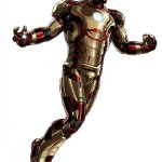 Iron Man 3 Mark 42 USB Flash Drive 2