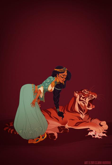 Jasmine - Pre-Islamic Middle East