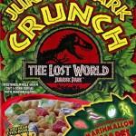 Jurassic Park Cereal