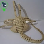 LEGO Alien Facehugger 2