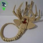 LEGO Alien Facehugger 3