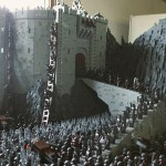 LEGO LOTR The Battle of Helm's Deep