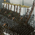 LEGO LOTR The Battle of Helm's Deep 4