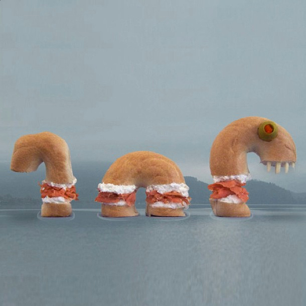 Lox-ness Monster