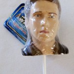 Luke Skywalker Candy on a Stick