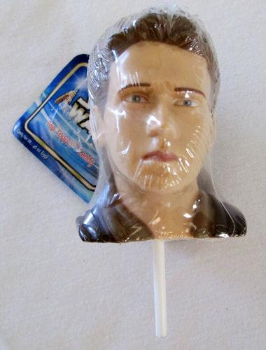 Luke Skywalker Candy on a Stick