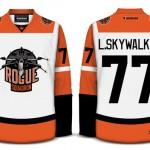 Luke Skywalker Hockey Jersey